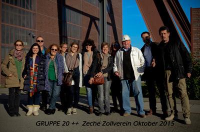 Zeche Zollverein (2015)